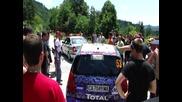 Ekaterina Stratieva Rally Bulgaria 2010 ss13 Final