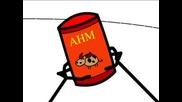 Адам - Анимация