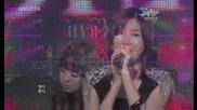 Davichi - 8282 [kbs Music Bank 090626]