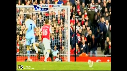 Арсенал - Манчестър Сити 1:0