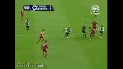 50m Goal - Liverpool