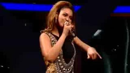 Beyonce - If I Were A Boy Live @ X Factor