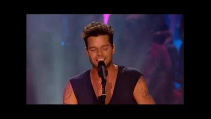 Ricky Martin feat (la Mari de) Chambao - Tu Recuerdo (live) - Hq - bg sub