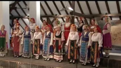 """Женски народен хор """"Цветница"""" - Седе седенкя"""