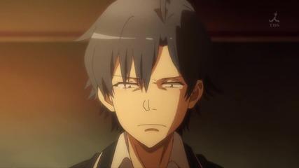 Yahari Ore no Seishun Love Comedy wa Machigatteiru. Zoku Episode 8 Eng Subs