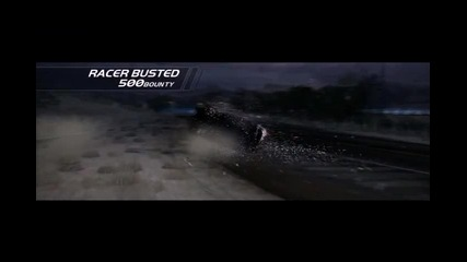 Need for Speed: Hot Pursuit - Cop Gameplay