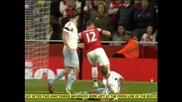 """""""Арсенал"""" си върна четвъртото място в Англия след 3:1 над """"Уест Хем"""""""