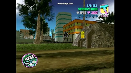 Gta Vice City - Stunt