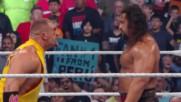 Моджо Роули се изправя срещу Русев на WWE Battleground 2016