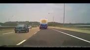 Катасрофа на автобус