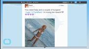 Tara Reid Flaunts Bikini Bod in Miami, Shocks Fans With Alarmingly Thin Frame