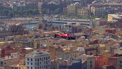 Летящото Ферари [the Flying Ferrari]