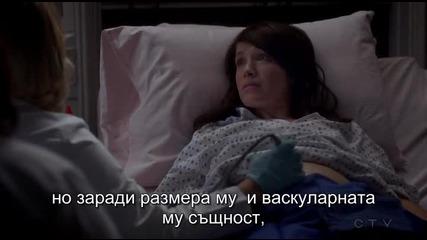 Анатомията на Грей сезон 11 епизод 13(бг субтитри)