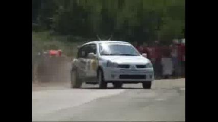 Игнат Исаев Reno Clio Рали Вида 2007