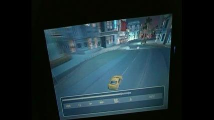 Besna gonka v Need For Speed Undeground 2 (4ast 2)