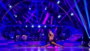 Greg Rutherford and Natalie Lowe Cha Cha to We Found Love - prevod