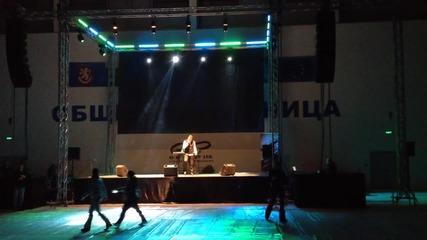 Keba - Ikona Arena Slivnica