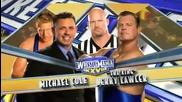 Wwe: Wrestle Mania 27 Match Card