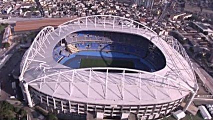 Рио - поглед от високо