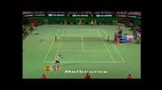 Australian Open 2006 : Федерер - Бахдатис