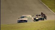 Top Gear - V8 Supercar Vs Motorbike Vs F1