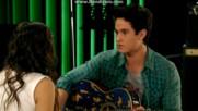 Soy Luna: Луна и Симон говорят за целувката и с Матео