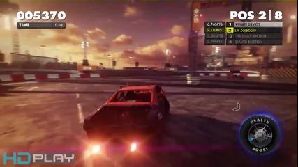 Dirt Showdown - Gameplay Part 7 [rampage 2]