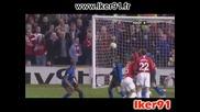 11.03 Манчестър Юнайтед - Интер 2:0 Неманя Видич Гол