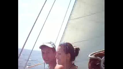 С Яхта На Равда