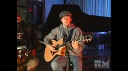 Jason Mraz - Scatting The Remedy Curbside Prophet (rmtv Acoustic)