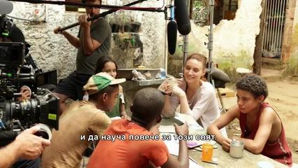 ИЗМЕТ - Видео зад кадър с Мартин Шийн и Руни Мара