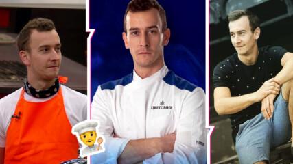 Цецо от Hell's Kitchen категоричен - мъжете са по-добри в кухнята! Какво му предстои след шоуто?
