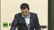 Русия: Ципрас критикува санкциите на Европейския съюз срещу Русия