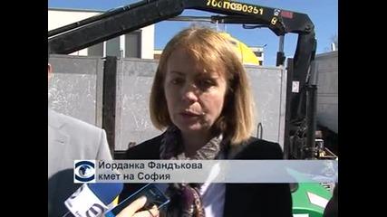 Сменят контейнерите за разделно събиране на боклук в столицата