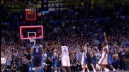 Инфарктна тройка със сирената донесе победата на Oklahoma City Thunder срещу Dallas Mavericks
