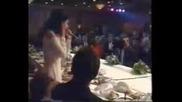 Цеца Ражнатович Пее На Сватбата Си С Аркан