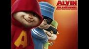 Chipmunks - Say Goodbye To Hollywood Eminem