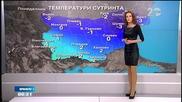 Прогноза за времето (01.12.2014 - сутрешна)