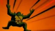костенурките нинджа- падналият ангел