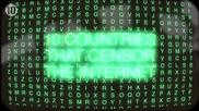 10 държави, които цензурират Интернет