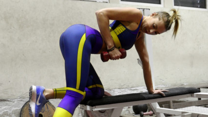 Mannequin Challenge Във Фитнеса!