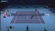 Barclays Atp World Tour Finals 2015 - Hot Shot By Federer
