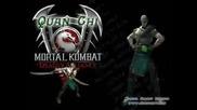 Mortal Kombat - Scorpion, Sub - Zero And Others