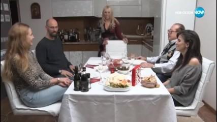 Кристина Димитрова посреща гости - Черешката на тортата (23.01.2019)