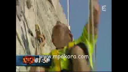 Matt Pokora В Fort Boyard 2006 Part 1