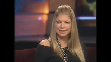 Fergie Интервю