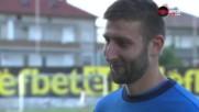 Васил Калоянов: Ще стискаме палци на Ботев срещу Лудогорец