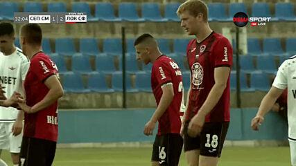 Милошев с втория си гол върна аванса на Локо Сф