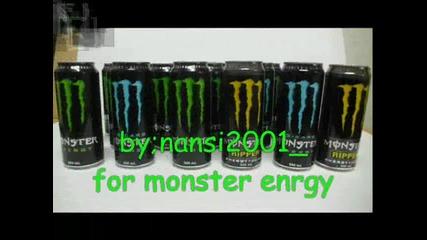 Monsrer Energy