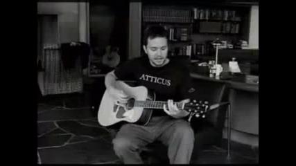 Mark Hoppus - Dont Leave Me (acoustic)